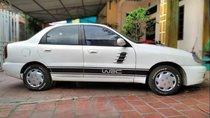 Bán Daewoo Lanos đời 2001, màu trắng đẹp như mới, giá tốt