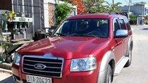 Cần bán lại xe Ford Everest 2008, màu đỏ