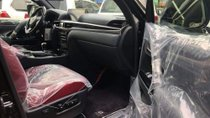 Bán Lexus LX AT đời 2018, màu đen, xe nhập