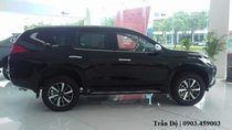 Bán xe Mitsubishi Pajero Sport 4x2 AT đời 2018, màu đen, nhập khẩu Thái