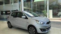 Cần bán gấp Mitsubishi Mirage MT sản xuất 2018, màu bạc, nhập khẩu nguyên chiếc, 350.5tr