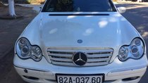 Bán Mercedes đời 2004, màu trắng, nhập khẩu nguyên chiếc