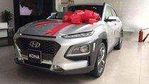 Bán xe Hyundai Kona đời 2019, màu bạc