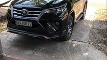 Cần bán xe Toyota Fortuner MT 2017, màu đen, nhập khẩu