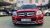 Cần bán Mercedes GLK 220 CDI đời 2014, màu đỏ, nhập khẩu xe gia đình