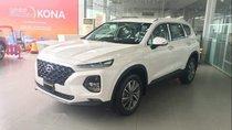 Bán xe Hyundai Santa Fe 2019, màu trắng giá cạnh tranh