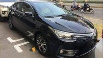 Bán Toyota Corolla altis 1.8G CVT 2019, màu đen, xe nhập, giá cạnh tranh