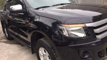 Cần bán lại xe Ford Ranger sản xuất 2014, màu đen, nhập khẩu nguyên chiếc số sàn