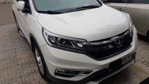 Cần bán lại xe Honda CR V 2.0 AT đời 2015, màu trắng chính chủ