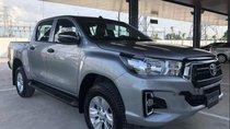 Bán Toyota Hilux sản xuất năm 2018, màu bạc, nhập khẩu nguyên chiếc Thái