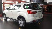 Bán xe Isuzu mu-X 1.9 4X2 AT đời 2019, màu trắng, xe nhập