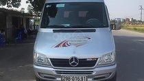 Bán Mercedes Sprinter Ecutive 313 2009, màu bạc, 380 triệu