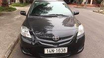 Bán xe Toyota Yaris 1.3 AT đời 2007, màu đen, nhập khẩu