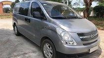 Bán xe Hyundai Grand Starex Van 2.4 MT đời 2013, màu bạc, nhập khẩu