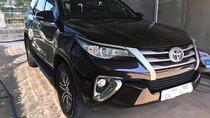 Bán Toyota Fortuner 2.4G 4x2 MT đời 2017, màu nâu, nhập khẩu