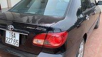 Chính chủ bán xe Toyota Corolla altis 1.8G MT đời 2007, màu đen