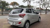 Bán Hyundai Grand i10 1.0 MT Base 2016, màu bạc, nhập khẩu