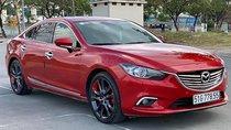 Cần bán lại Mazda 6 biển số víp, màu đỏ đời 2016, bản 2.5 bản full đồ