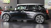Bán xe Mini Cooper S 5 Doors LCI model 2019, màu Midnight Black, nhập khẩu từ Anh Quốc, có xe giao ngay