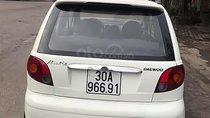 Bán 1 xe Daewoo Matiz đời 2007, xe gia đình tuyệt đối không chạy taxi