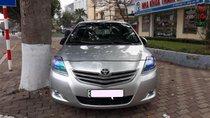 Xe Toyota Vios đăng ký 2013, màu bạc còn mới, giá tốt 348triệu