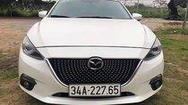 Bán Mazda 3 1.5 AT 2015, màu trắng số tự động
