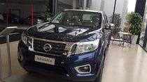 Bán Nissan Navara EL 2.5 AT 2WD đời 2018, màu xanh lam, nhập khẩu