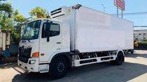 Bán xe tải Hino thùng đông lạnh tải trọng 8 tấn thùng dài 7m