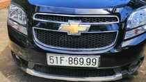 Chính chủ bán Chevrolet Orlando LTZ 1.8 sản xuất năm 2017, màu đen