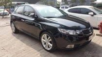Cần bán Kia Cerato Hatchback sản xuất 2011, màu đen, xe nhập