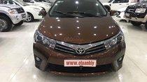 Cần bán lại xe Toyota Corolla altis 2.0 AT đời 2015, màu nâu số tự động