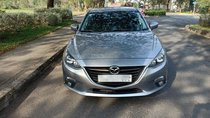 Bán ô tô Mazda 3 đời 2015, màu bạc. Xe nhà bà xã đi ít bán gì, giá 565 triệu