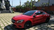 Bán Mercedes CLA 200 đời 2016, màu đỏ