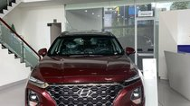 Xe 7 chỗ Hyundai Santa Fe - tặng kèm 5 món phụ kiện - Đà Nẵng. Hỗ trợ vay vốn 80%. LH Hạnh 0935.851.446