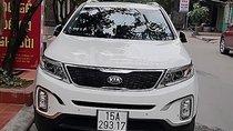 Cần bán xe Kia Sorento GAT sản xuất 2015, màu trắng như mới
