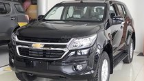 Bán xe Chevrolet Trailblazer LT 2.5L 4x2 MT sản xuất 2018, màu đen, nhập khẩu