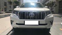Cần bán lại xe Toyota Prado đời 2019, màu trắng, xe nhập như mới