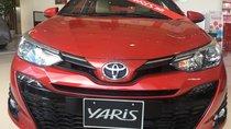 Bán rất gấp Toyota Yaris 1.5G CVT đủ màu, xe nhập, giá tốt 0906882329