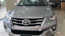Bán Toyota Fortuner 2.4G AT, màu bạc, xe nhập, máy dầu- giao ngay