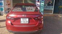 Cần bán lại xe Mazda 2 đời 2017, màu đỏ