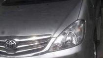 Bán xe Toyota Innova đời 2008, màu bạc