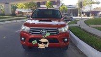 Cần bán Toyota Hilux E đời 2015, màu đỏ, nhập khẩu, giá 545tr