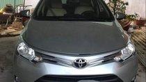 Cần bán Toyota Vios E 1.5MT sản xuất 2018, màu bạc