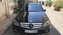 Chính chủ bán xe Mercedes C230 năm 2009, màu đen, nhập khẩu