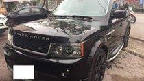 Bán LandRover Range Rover Sport 5.0 năm sản xuất 2010, màu đen, nhập khẩu