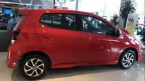 Bán xe Toyota Wigo đời 2019, màu đỏ số tự động, 405 triệu