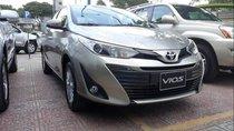 Bán Toyota Vios 1.5G sản xuất năm 2019, màu bạc, 586tr