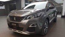 Bán ô tô Peugeot 5008 năm sản xuất 2019, màu nâu, giá tốt