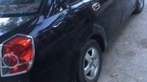 Cần bán xe Daewoo Lacetti 2005, màu đen chính chủ