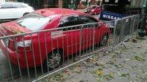 Cần bán gấp Toyota Vios 1.5 AT 2010, màu đỏ chính chủ